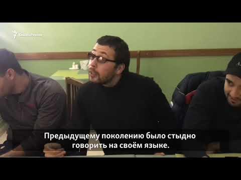 Стесняются говорить на осетинском