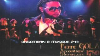 Ferre Gola - Maboko pamba (showcase acoustique 1789)
