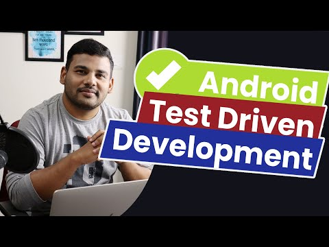Android Test Driven Development Tutorial