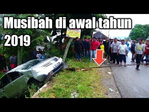 LAKA PERDANA DI TAHUN 2019 JALUR SOLOK PADANG