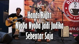 Jadi Aku Sebentar Saja _ Judika |Cover By HandsRight Hutagaol MP3