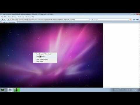 How To Make Windows 7 Look Like A Mac