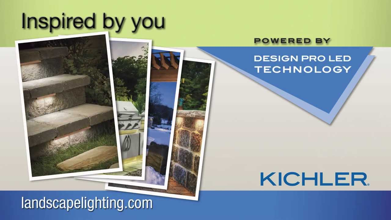 Kichler Design Pro LED Hardscape