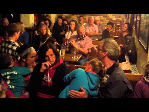 Session at Gus O'Connor's Pub, Doolin
