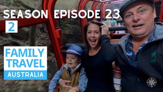 BLUE MOUNTAINS AFTER THE BUSH FIRES | Open for business! | Family Travel Australia EP 23 SEASON 2