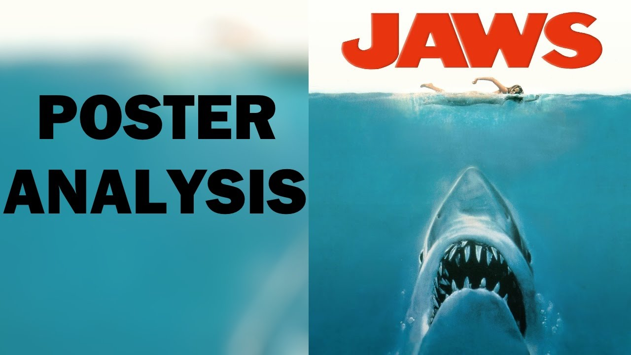 an analysis of the movie jaws Jaws study guide contains a biography of director steven spielberg, literature essays, quiz questions, major themes, characters, and a full summary and analysis about jaws jaws summary.