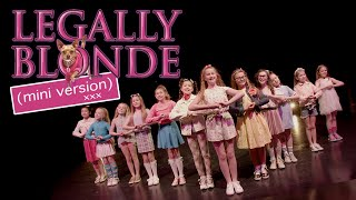 OMIGOD YOU GUYS (Mini Version!) | Legally Blonde cover by amazing performers aged 8-11 | Spirit YPC