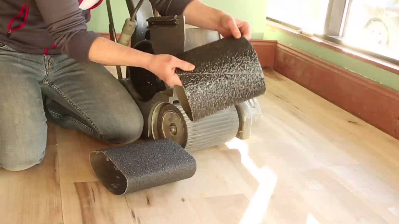 Perfect Choosing The Right Grit To Start Sanding Your Floor. Peteu0027s Hardwood Floors
