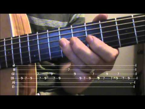 How To Play Intro To Radioactive By Imagine Dragons On Acoustic