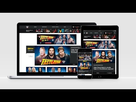 Introducing the new WWE.com