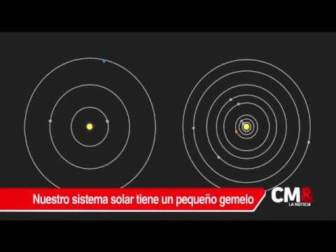 La Nasa y Google hallan Kepler-90, el sistema solar más parecido al nuestro
