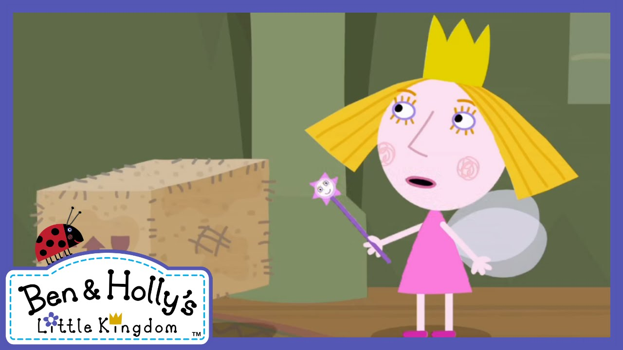 ben and holly s little kingdom mrs fig s magic school teaser clip