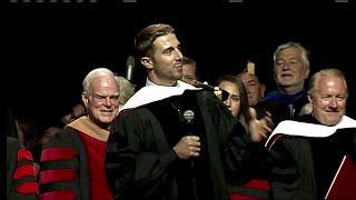 Alex Smith Delivers the 2014 Commencement Address Thumbnail