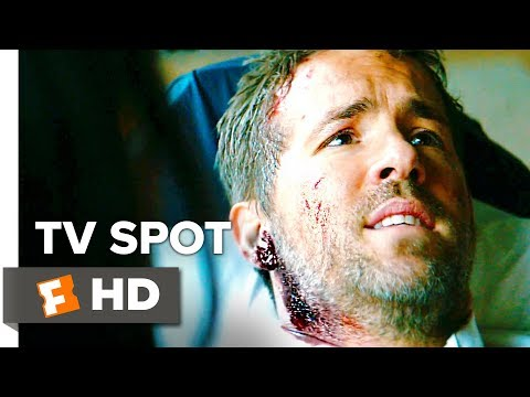 The Hitman's Bodyguard TV Spot - Ryan Reynolds & Samuel L. Jackson Review (2017)