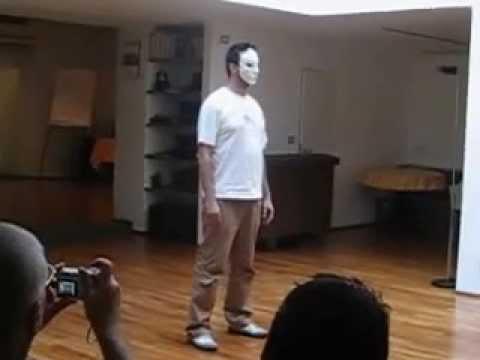 Come si utilizza la maschera neutra nella formazione aziendale!