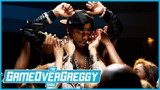 SisQo Has The Best Stories - The GameOverGreggy Show Ep. 173 (Pt. 1)