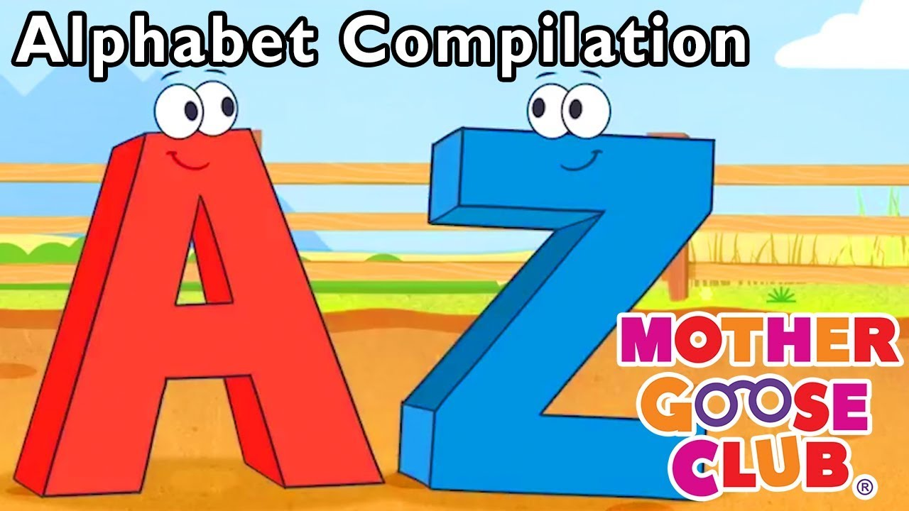 Simple Songs for Kids | Learn ABC Alphabet Compilation