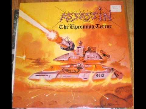 Assassin - The Upcoming Terror (Full Album 1986) [1987 PRESS VINYL RIP]