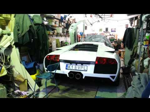 Lamborghini Murcielago AM