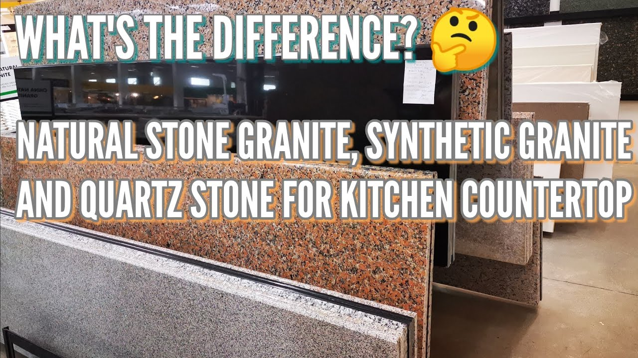 Granite Kitchen Countertop Designs And