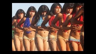 Best wild life of amazon girls isolation on the planett |  live full documentary latest