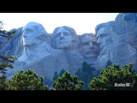 [4K] Mt. Rushmore  2017