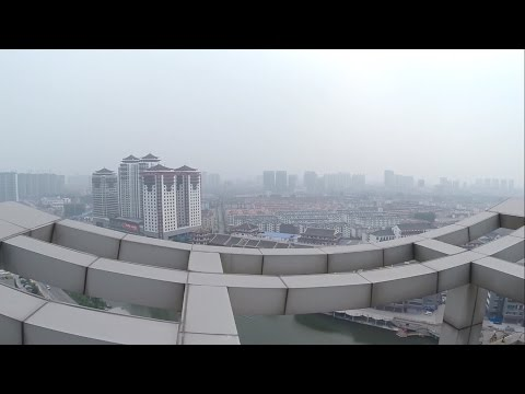 POV: Chinese roof (Linyi city)