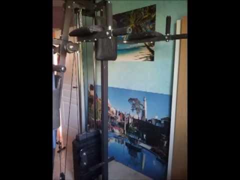 montage de banc de muscu suntrack 420 youtube. Black Bedroom Furniture Sets. Home Design Ideas
