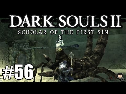 Dark Souls 2: Scholar of the First Sin | Episodio 56 | Najka la Escorpión