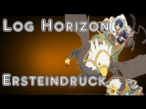 Random Movie Pick - Anime Ersteindruck: Log Horizon [German/Deutsch] YouTube Trailer
