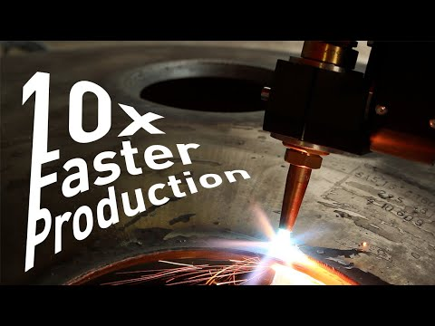 Start saving 90%Of your production time for one pressure vessel