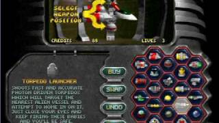 Stargunner Scout Mission part 1/3