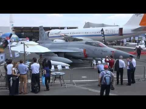 Paris Air Show 2015 Day 5