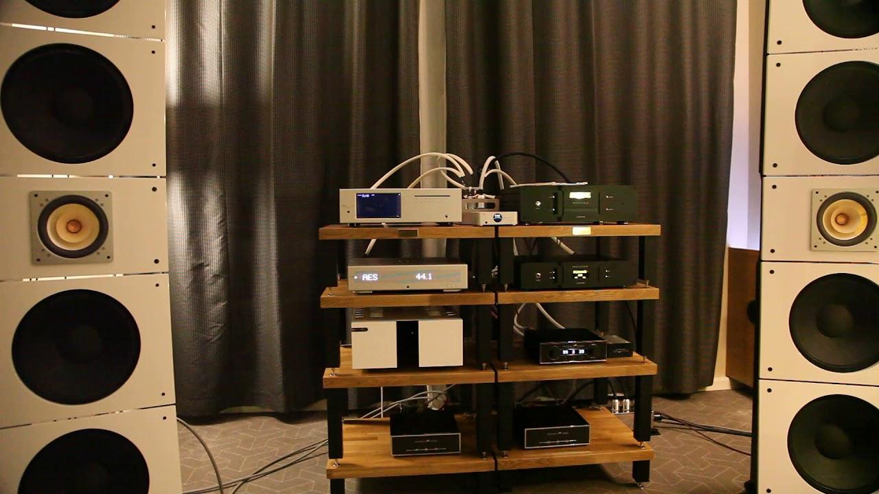 PureAudioProject Quintet 15 @HATTOR@Rockna Audio@Arkana cables@Waversa  Systems@MHES 2017