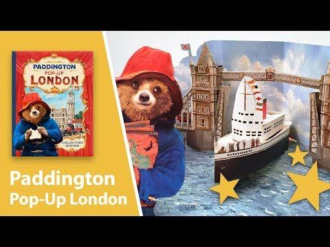 Paddington Pop-Up London - Based on the book from Paddington 2