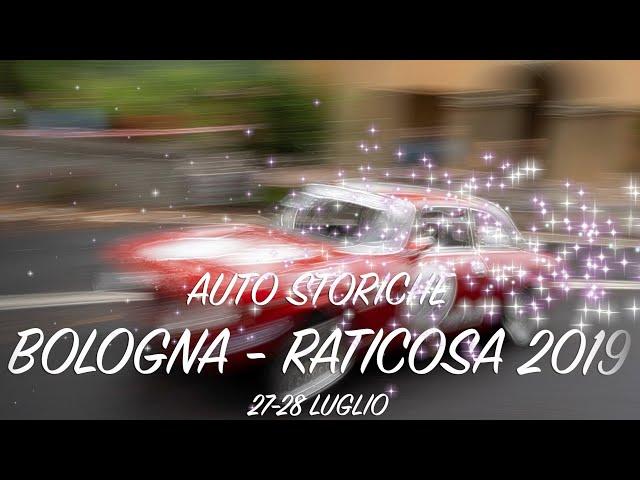 Auto Storiche Bologna Raticosa 2019