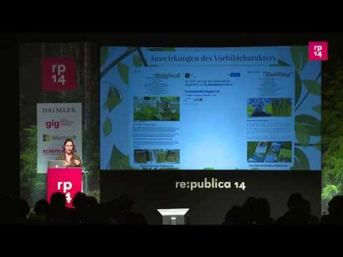 re:publica 2014 - Susanne Mierau: Der Online-Elternclan... on YouTube