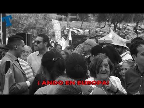 FUNAN A ALCALDE EN INAUGURACIÓN PARQUE AMENGUAL - TROPEZÓN