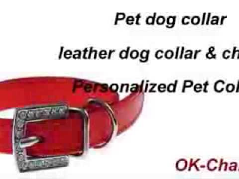 Personalized Dog Collars Wholesale,leather Pet Dog Collar,name It Dog Collar