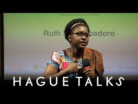"Ruth Murambadoro ""Facets of Justice in Post-colonial Zimbabwe"" | Hague Talks"