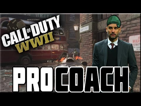PROFESSIONAL CALL OF DUTY COACH!