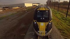 Brightline First Trainset Complete