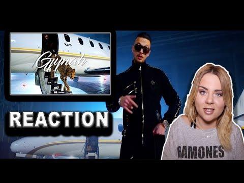 AZET - GJYNAH (Official 4K Video) REACTION