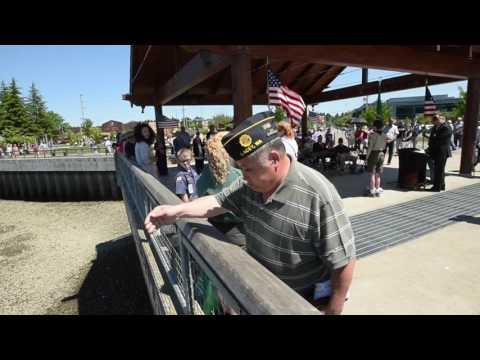 Olympia Waterside Service remembers veterans lost at sea