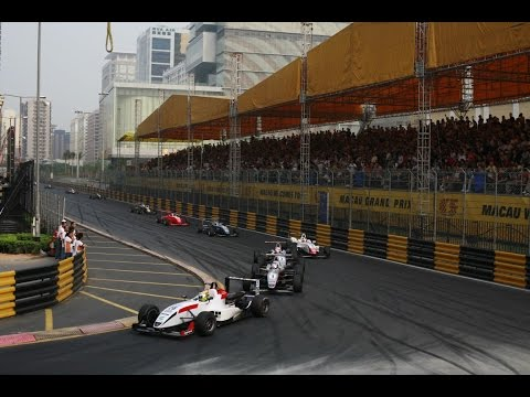 "Mike Conway - ""Macau a must-do"""