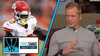 Chiefs reportedly considered trading Tyreek Hill | Chris Simms Unbuttoned | NBC Sports
