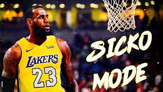 LeBron James Mix 'Sicko Mode' 2018