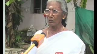 Koodalmanikyam Temple Road closed : Kannadi 18 Oct 2015