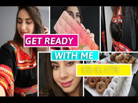 ❤GRWM ❤ Get ready with me : EID EL FITR 2016