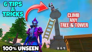 how to climb towerstrees houses best tips tricks of gloo wall garena freefire